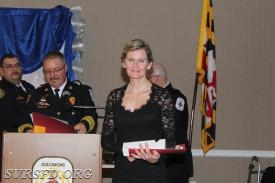 Robert E Langley Memorial EMT of the Year:   Alison Dickson