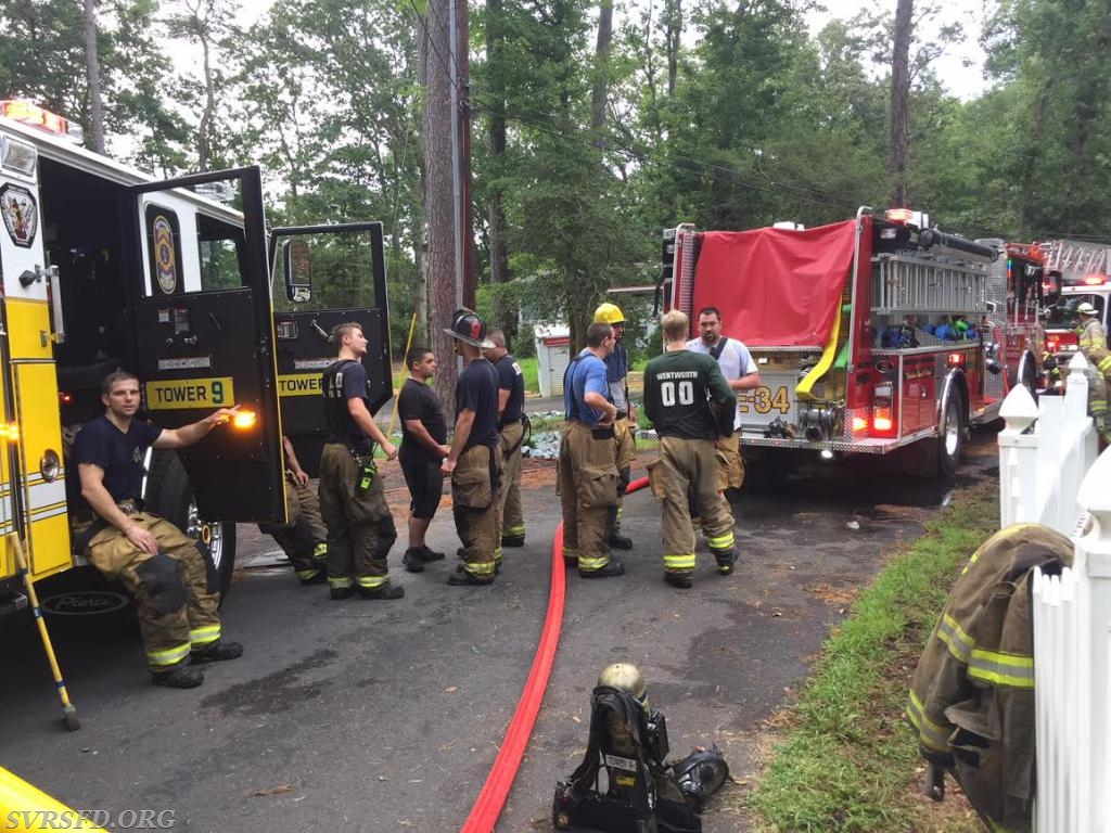 Mill Creek Fire